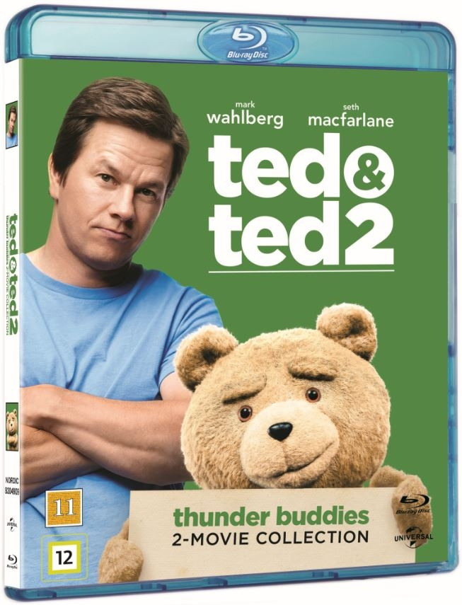 Ted & Ted 2 (Blu-Ray)