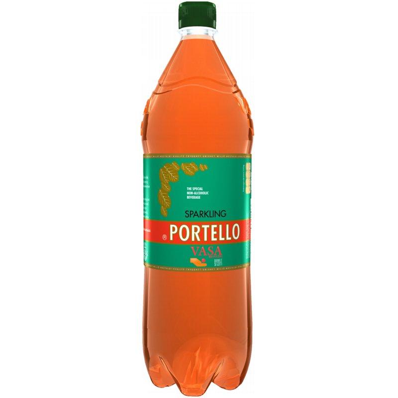 """Läsk """"Portello"""" 1,5l - 52% rabatt"""