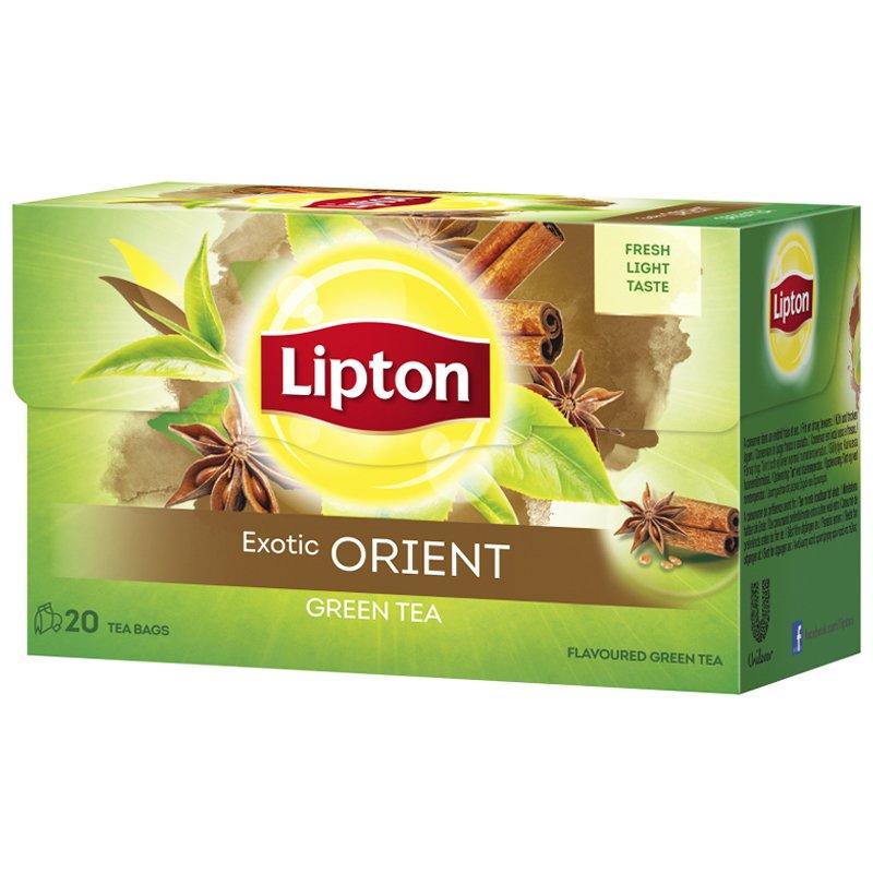 Vihreä Tee Exotic Orient - 23% alennus