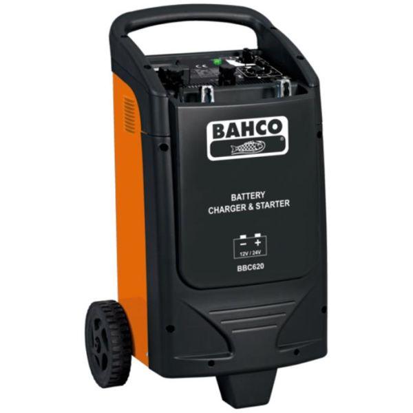 Bahco BBC620 Starthjelp med innebygd batterilader