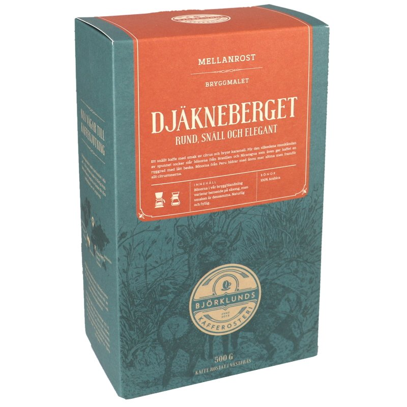 Eko Kaffe Mellanrost - 51% rabatt