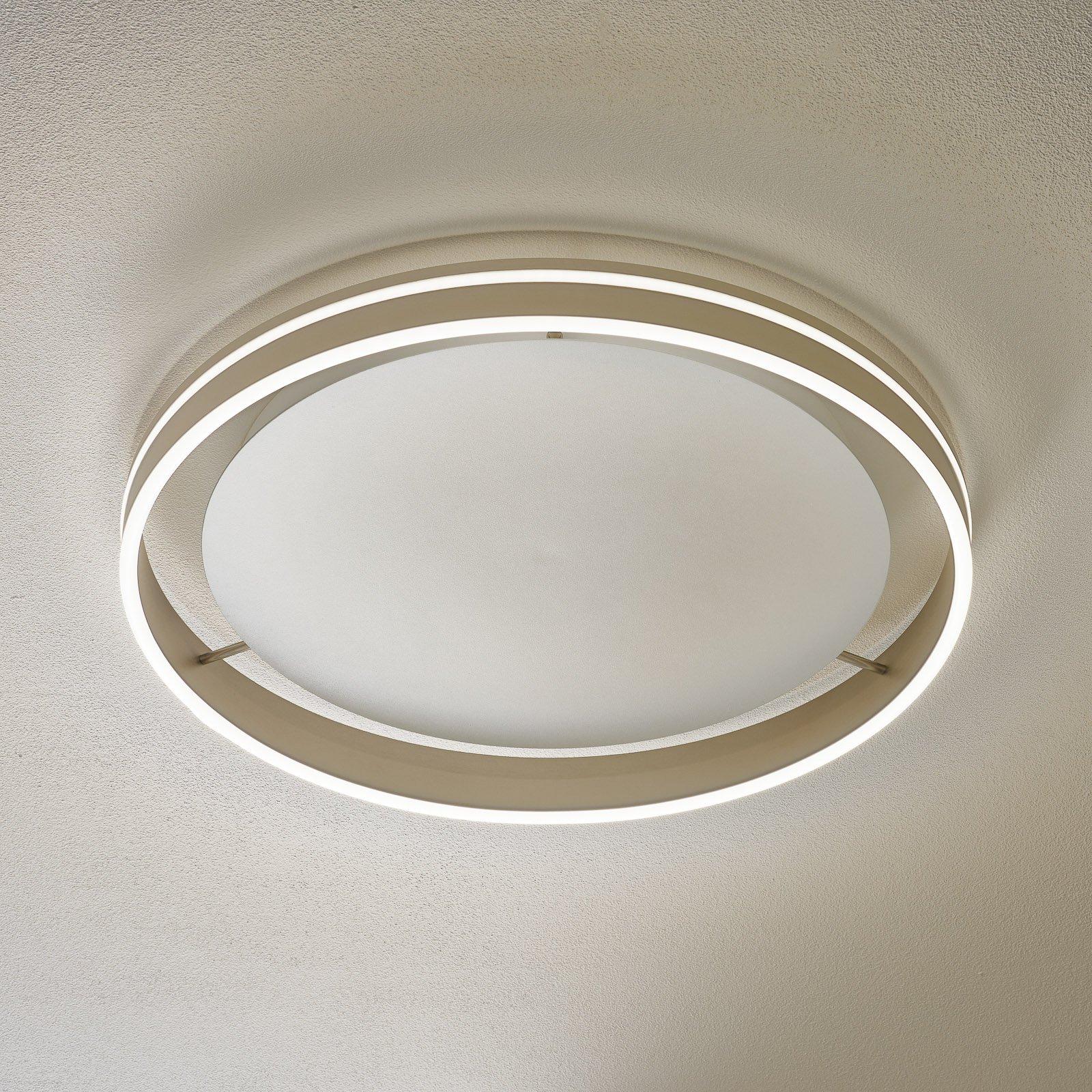 Paul Neuhaus Q-VITO LED-taklampe 59cm stål