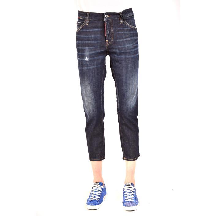 Dsquared Women's Jeans Blue 223680 - blue 42