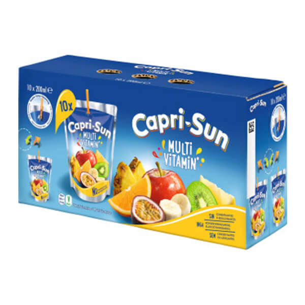 Capri-Sonne Multivitamin - 10st