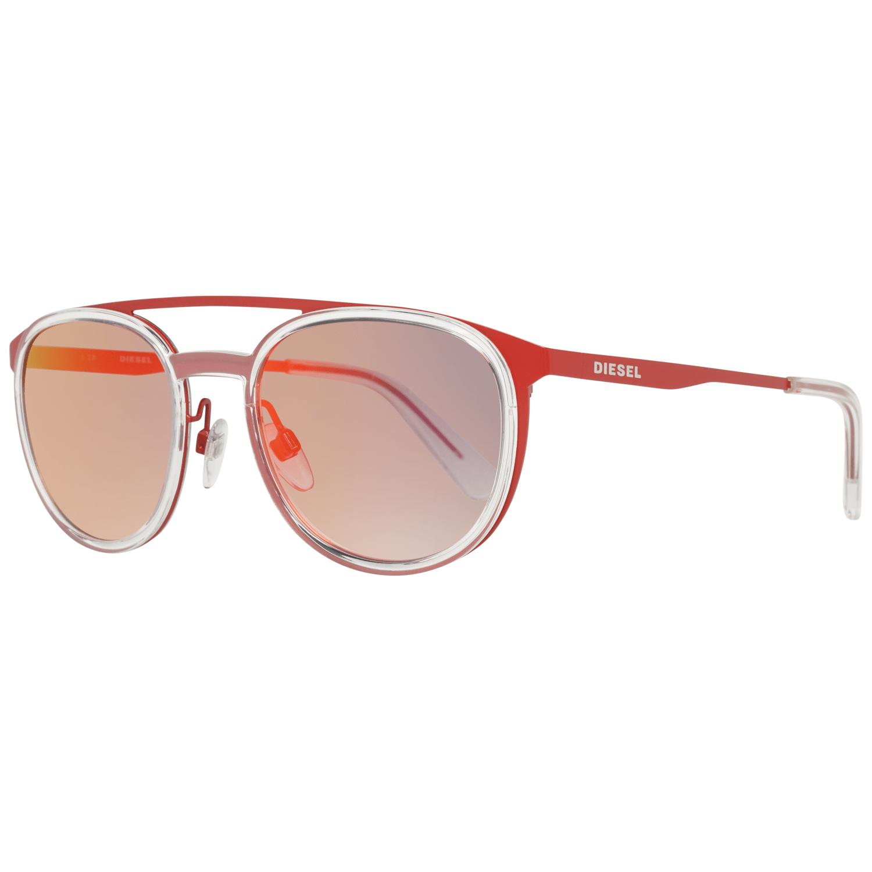Diesel Unisex Sunglasses Red