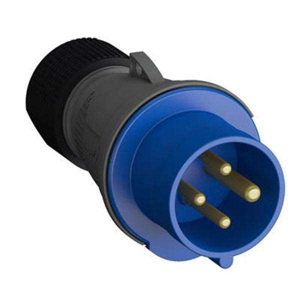 ABB 2CMA101986R1000 Pistotulppa IP44 Sininen, 4-napainen, 8 h