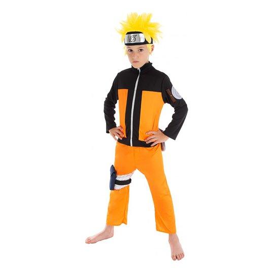 Naruto Barn Maskeraddräkt - Large