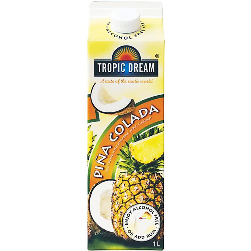 """Fruktdryck """"Pina Colada"""" 1l - 56% rabatt"""