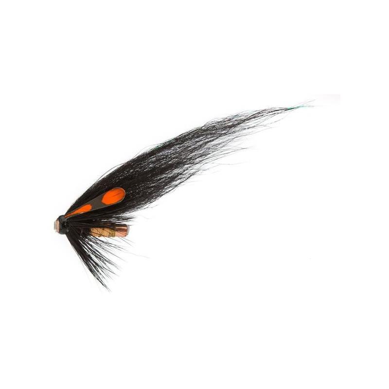 Etterbutten Black/Orange str. L Kjøp 12 fluer få gratis flueboks