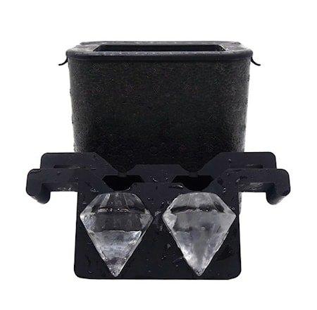 Form for krystallklar is – Diamanter