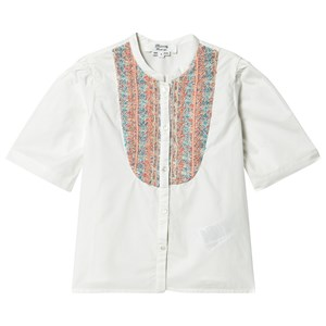 Bonpoint Blus Multi Embroidered Detail 4 years