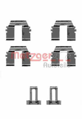Tarvikesarja, jarrupala METZGER 109-1233