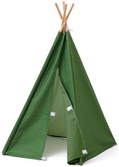 Kids Concept Tipi-Telt Mini, Grønn