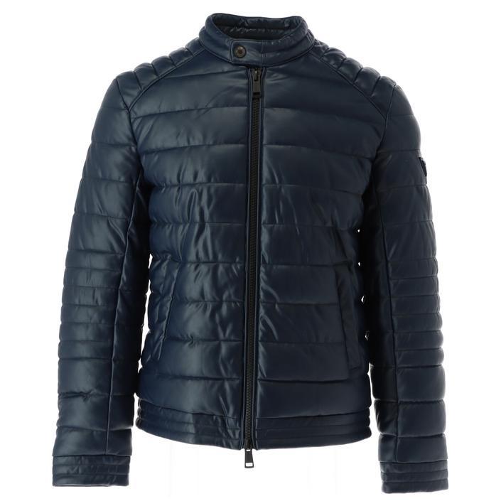 Guess Men's Jacket Various Colours 300902 - blue XS