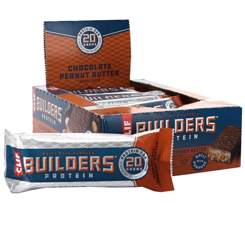 Proteinbars Choklad & Jordnötssmör 12-pack - 55% rabatt