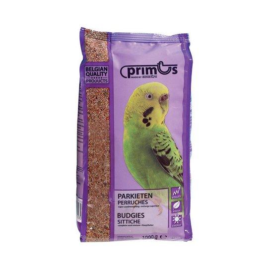 Primus Fröblandning till Parakiter och Unduater 1 kg