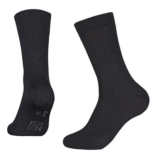 North Outdoor Merino 70 sockor Basic, svarta