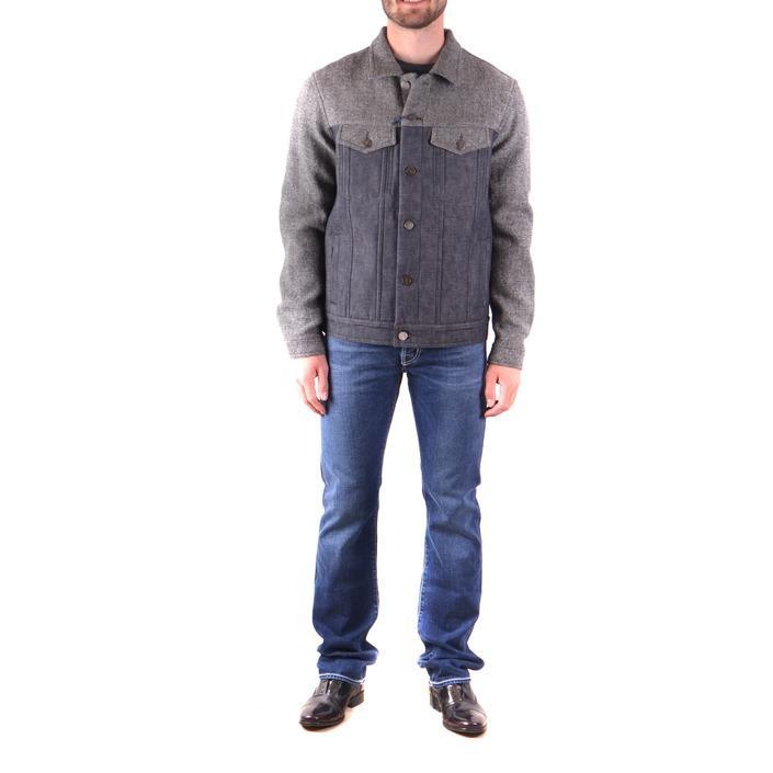 Jacob Cohen Men's Jacket Grey 163041 - grey L