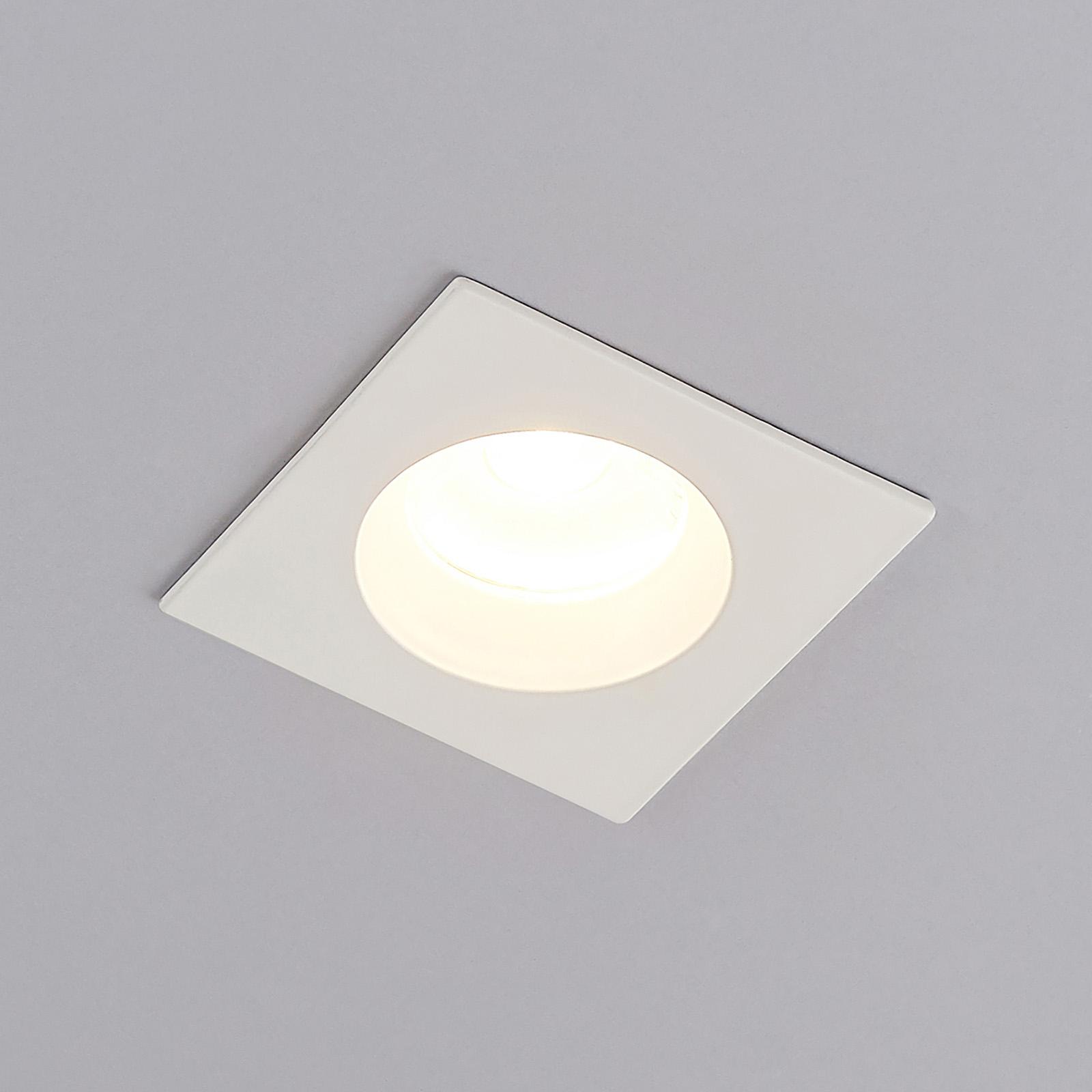 Arcchio Urdin LED-kohdevalo kulmikas IP65, 4W