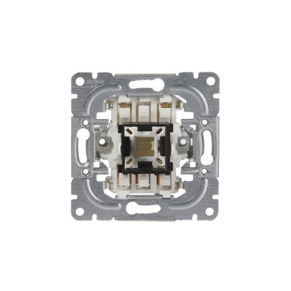 ABB 1461.21 Trykknapp innfelt IP20 1-polet