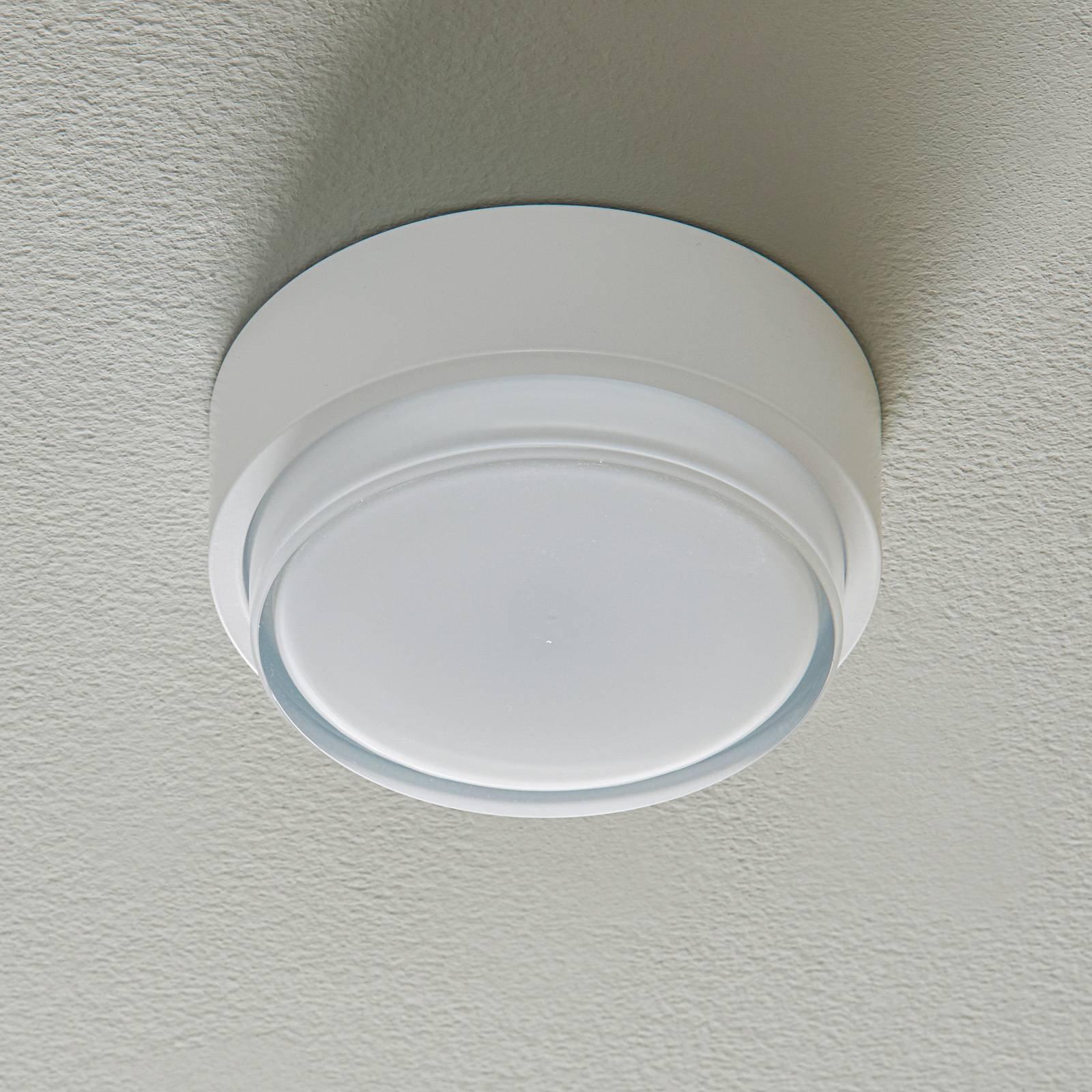 BEGA 50535 LED-taklampe 930 hvit Ø15,5cm
