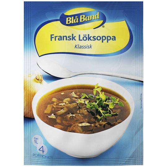Fransk Löksoppa - 14% rabatt