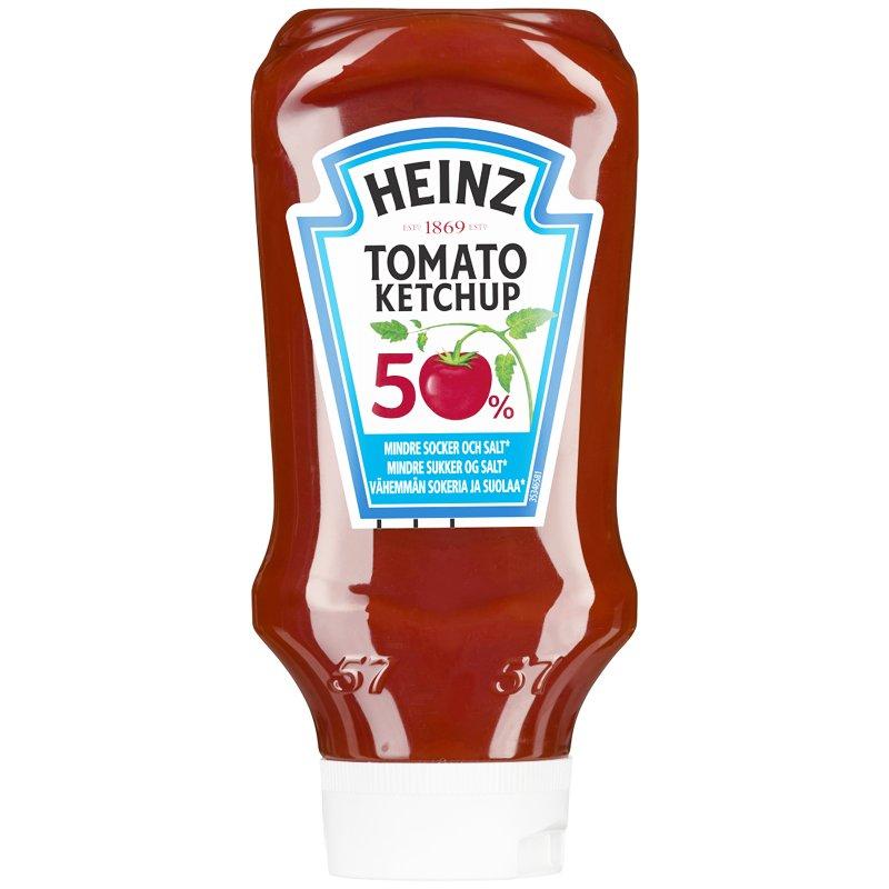Tomaattiketsuppi 50% Vähemmän Suolaa & Sokeria - 41% alennus