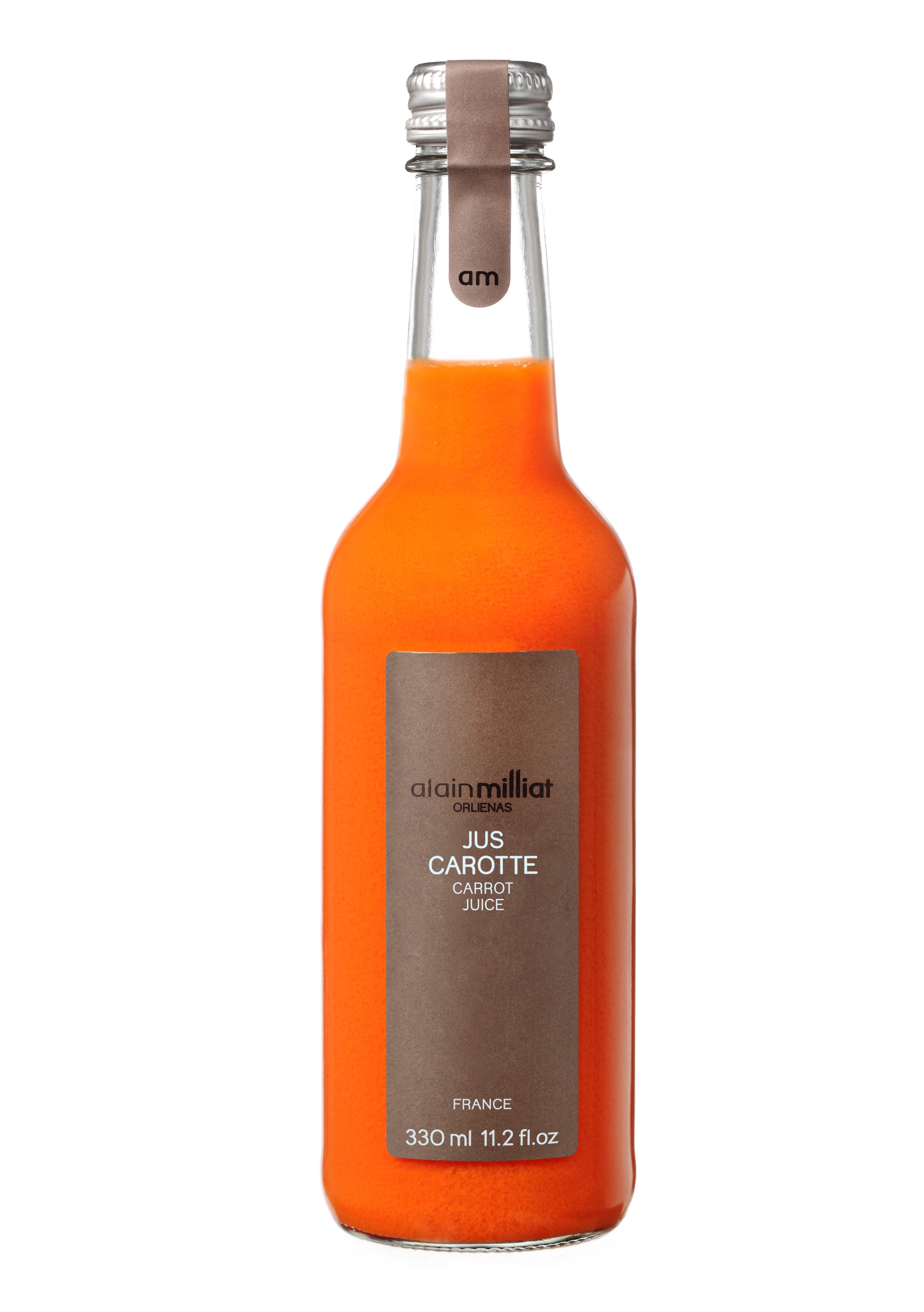 Morotsjuice 330ml - 48% rabatt