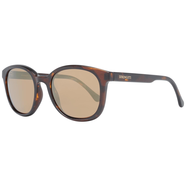 Serengeti Women's Sunglasses Brown 8770