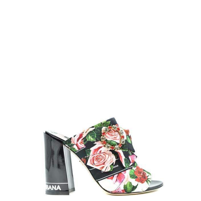 Dolce & Gabbana Women's Sandals Multicolor 179304 - multicolor 36