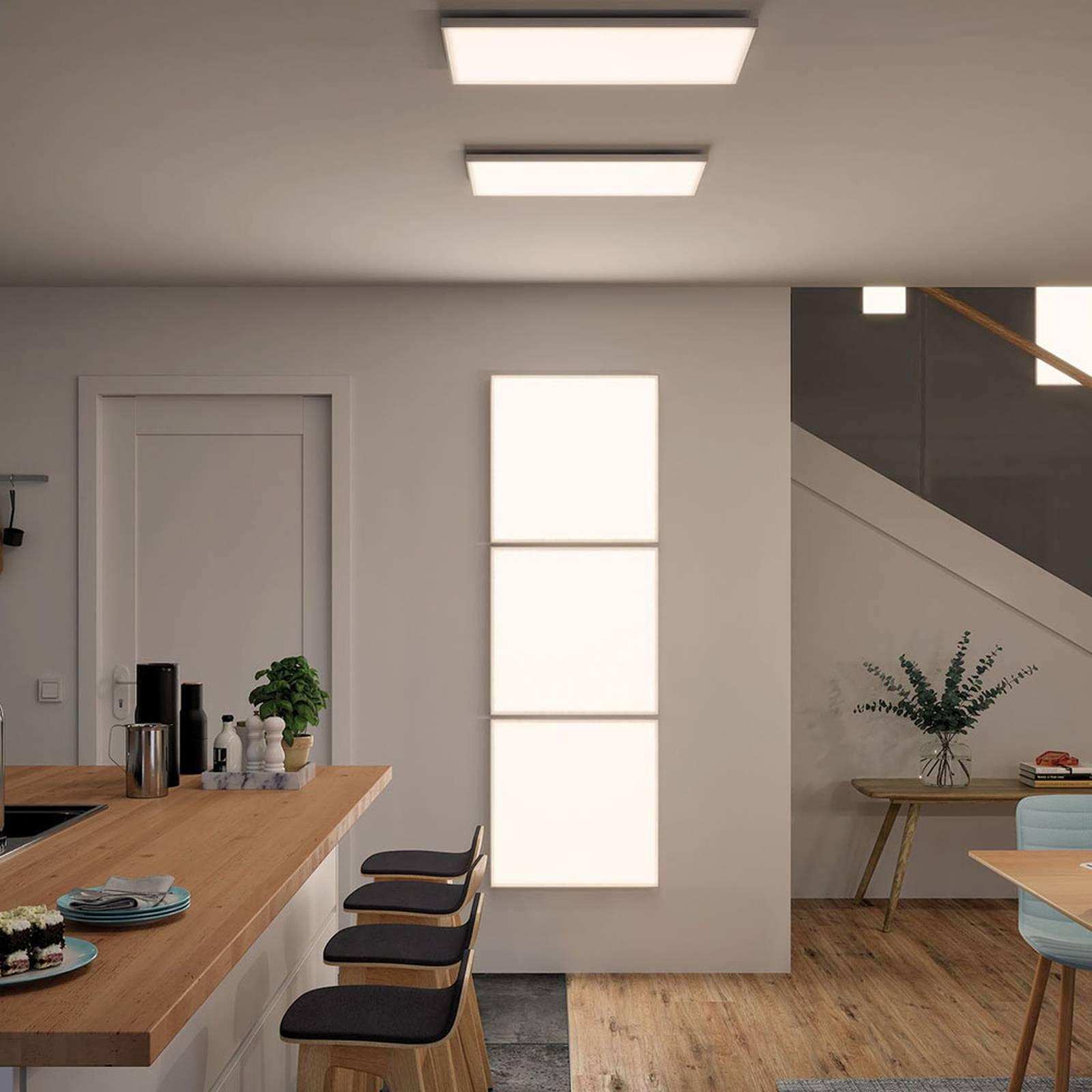 Paulmann Velora-LED-paneeli 3-step-dim 59,5x29,5cm