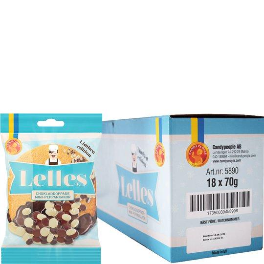Chokladdoppade Pepparkakor 18-pack - 94% rabatt