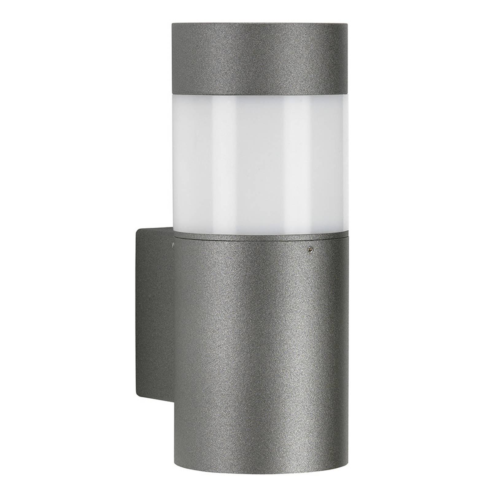 LED-seinävalaisin 0274 antrasiitti/opaali