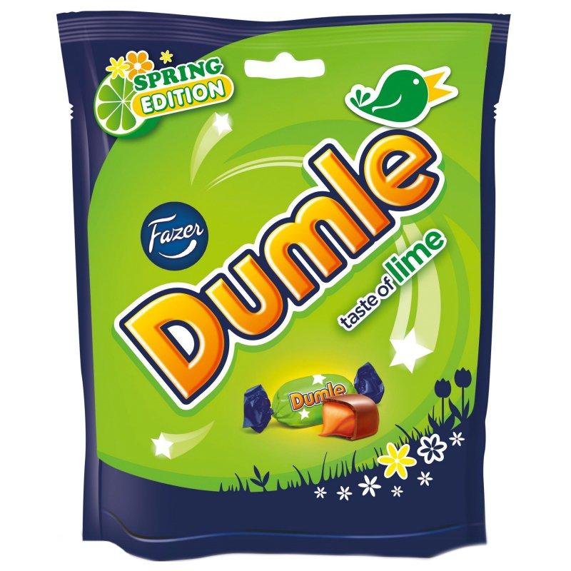 Dumle Lime 220g - 40% rabatt