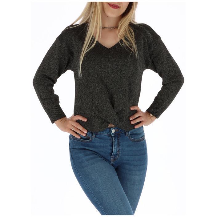 Armani Exchange Women's Sweater Black 302377 - black S