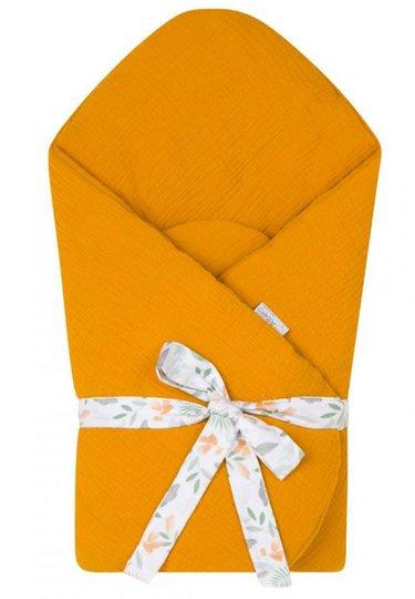Albero Mio Baby Wrap, Mustard Yellow