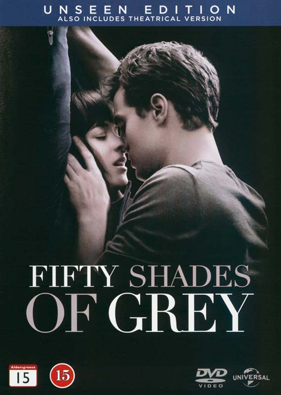 Fifty Shades of Grey: Unseen Edition - DVD