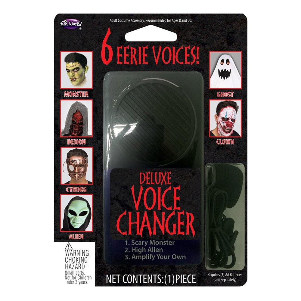 Röstförvrängare Deluxe