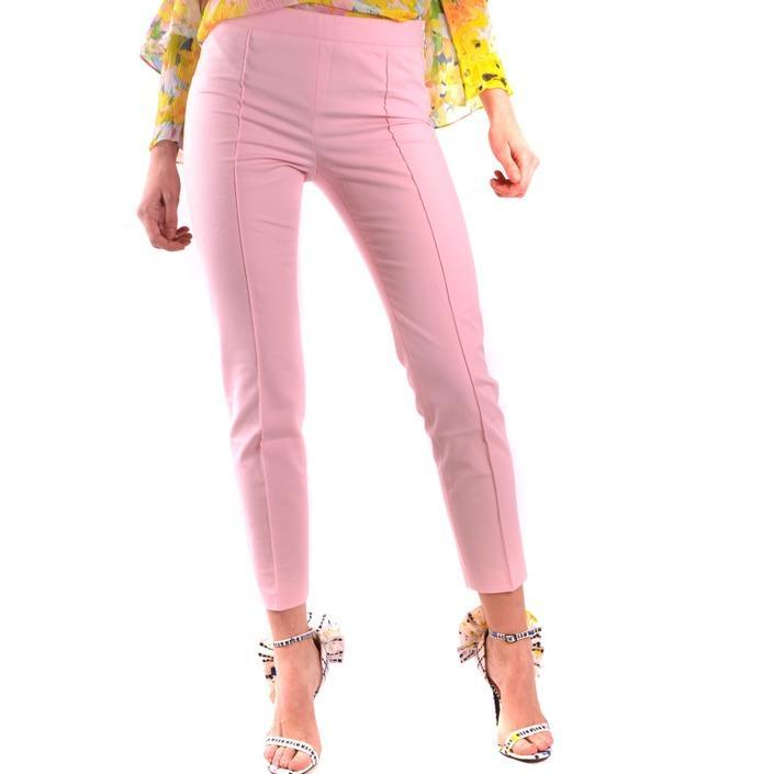 Moschino Women's Trouser Pink 187311 - pink 38
