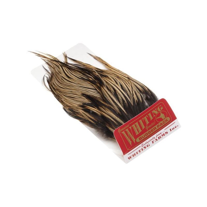 Whiting Bugger Pack - Golden Badger
