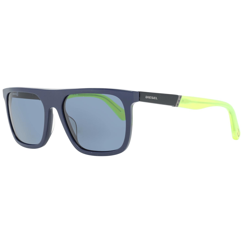 Diesel Men's Sunglasses Blue DL0299 5490V