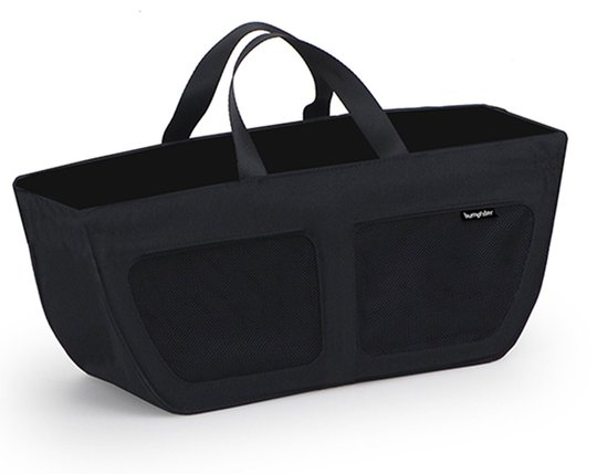 Bumprider Sidepack, Svart