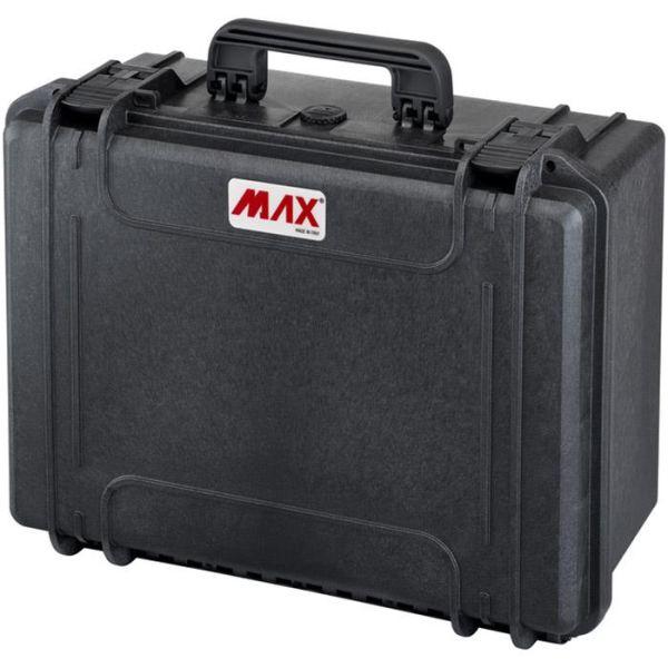 MAX cases MAX465H220 Oppbevaringsveske vanntett, 34,27 liter tom