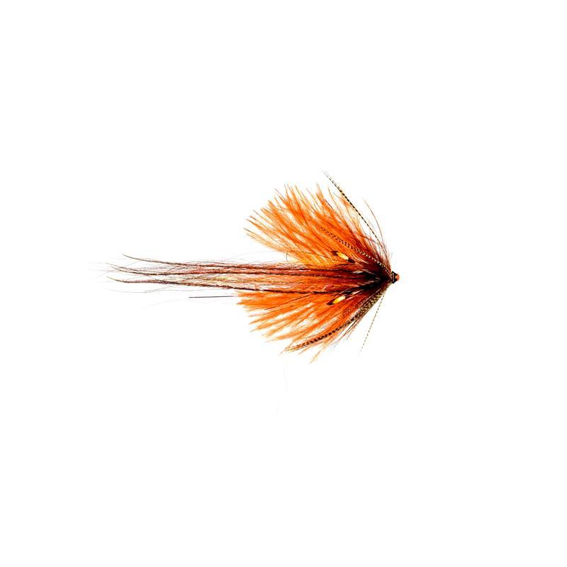 Frödin Flies Butterfly Series Fiery Brown7cm