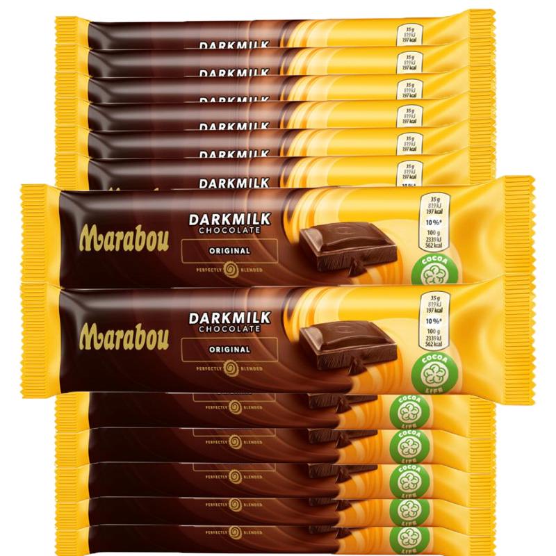 Mörk Choklad 15-pack - 53% rabatt