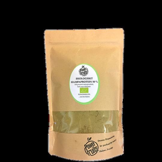 Ekologiskt Hampaprotein 50%, 500 g