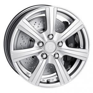 CSP 8 Silver 6.5x16 5/114.3 ET31 B67.1