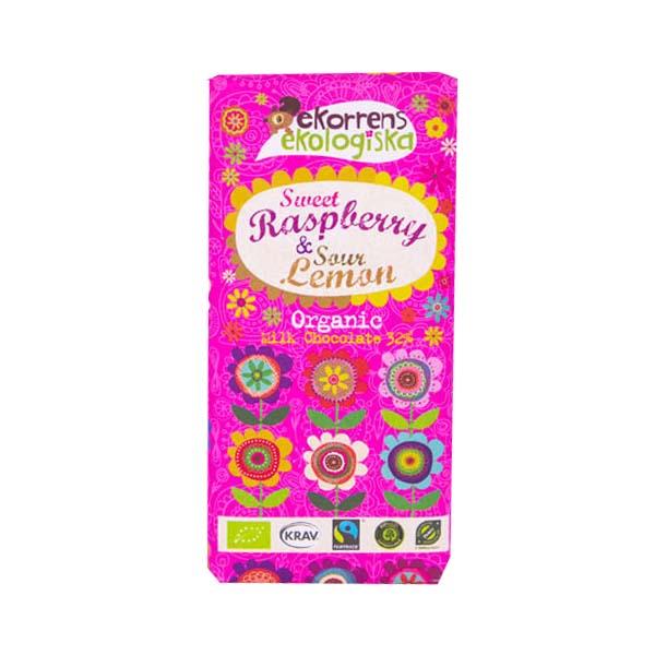 Ekorren Sweet Raspberry 85g