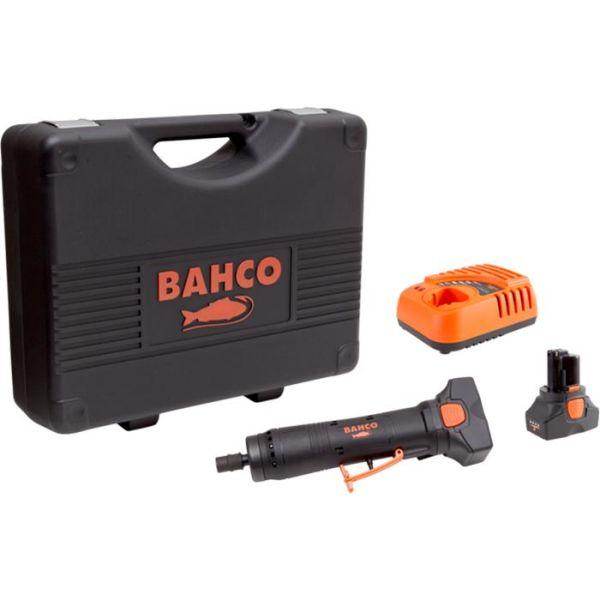Bahco BCL32DG1K1 Slipemaskin med 2,0Ah-batterier og lader