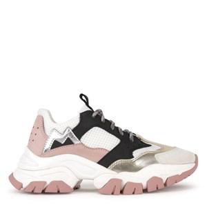 Moncler Petit Leave No Trace Sneakers Rosa 30 EU